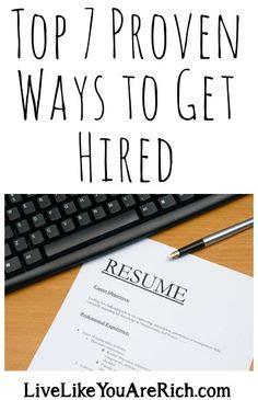 Resumes and CVs Graduate School